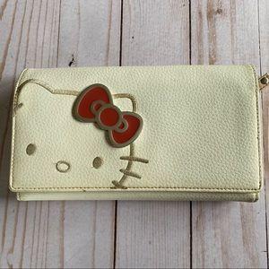 Hello Kitty 30th Anniversary wallet